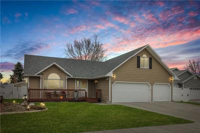 Yellowstone County Single Family Home For Sale: 1180 Capricorn Place