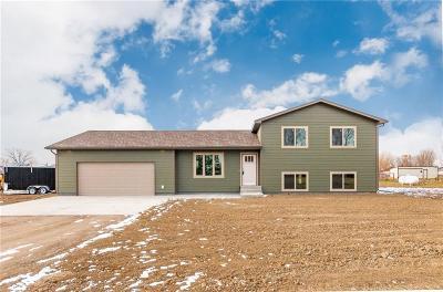 Shepherd Single Family Home Contingency: 7042 Bronco Rd
