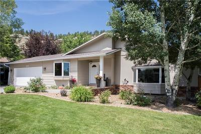 Billings Single Family Home Contingency: 3915 Palisades Park Drive
