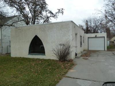 Billings Single Family Home For Sale: 629 Broadwater Avenue Avenue