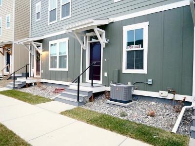 Condo/Townhouse For Sale: 1739 Walter Creek Blvd. #20