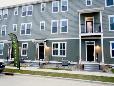 Billings Condo/Townhouse For Sale: 1741 Walter Creek Blvd. #21