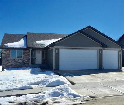 Billings Single Family Home For Sale: 928 Tierra