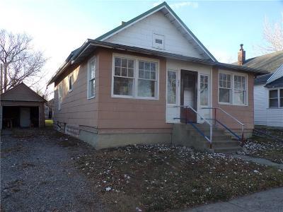 Single Family Home For Sale: 643 Main Street
