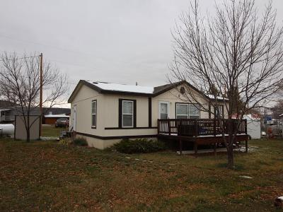 Fort Smith MT Single Family Home For Sale: $128,000