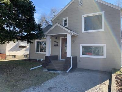 Billings MT Single Family Home For Sale: $207,000