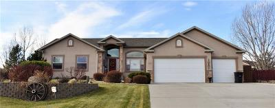 Billings MT Single Family Home For Sale: $349,900