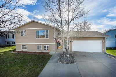 Billings MT Single Family Home For Sale: $264,900