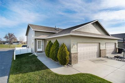 Billings MT Condo/Townhouse For Sale: $259,900