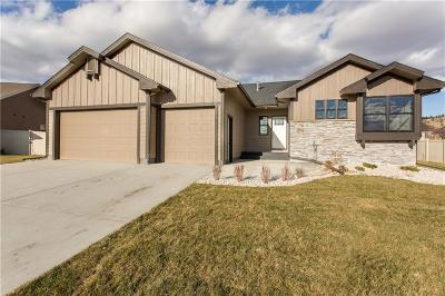 Billings Single Family Home For Sale: 4605 Silver Creek Trail