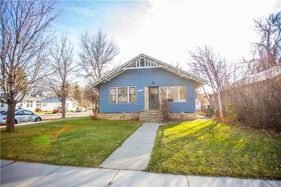 Yellowstone County Single Family Home For Sale: 402 Yellowstone Ave