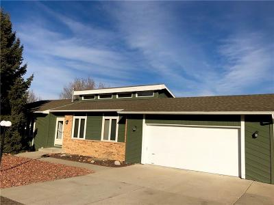 Billings Single Family Home For Sale: 613 Agate