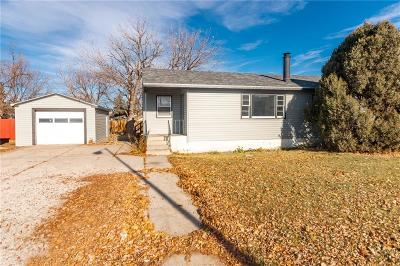 Billings Single Family Home For Sale: 2303 Broadwater