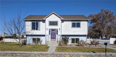Billings Single Family Home Contingency: 4519 Lux Avenue
