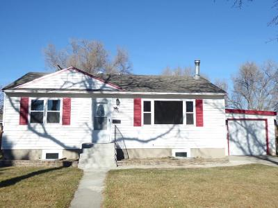 Single Family Home For Sale: 1713 Clark Avenue