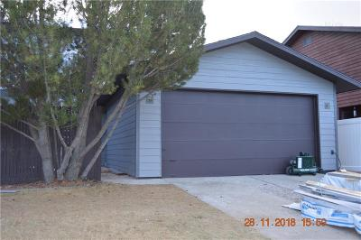 Billings Single Family Home For Sale: 2306 Clark Avenue