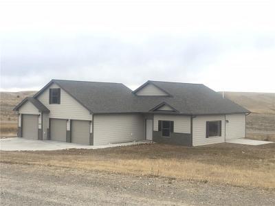 Laurel Single Family Home Contingency: 1509 Saddle Ridge Road