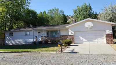 Single Family Home For Sale: 4603 Rimrock Road