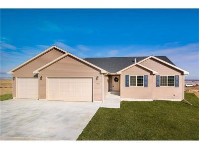 Single Family Home For Sale: 1414 Topanga Avenue