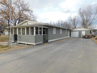 Billings Single Family Home For Sale: 3513 Central Avenue