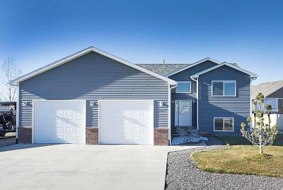 Billings Single Family Home Contingency: 2620 Sagesprings Circle