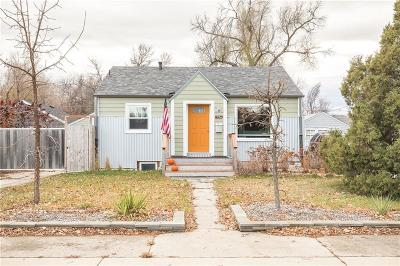 Billings Single Family Home Contingency: 436 Miles Avenue