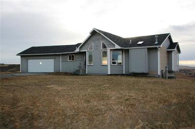 Billings Single Family Home For Sale: 620 Summit Ridge Road