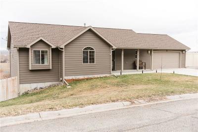 Single Family Home For Sale: 850 Edgehill Vista Rd