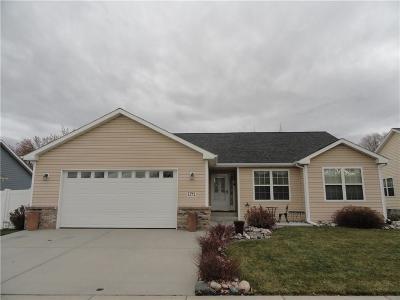 Single Family Home For Sale: 1241 Mirror Lake Lane