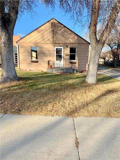 Billings Single Family Home For Sale: 907 Custer