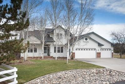 Billings Single Family Home Contingency: 1010 Larkspur Pl