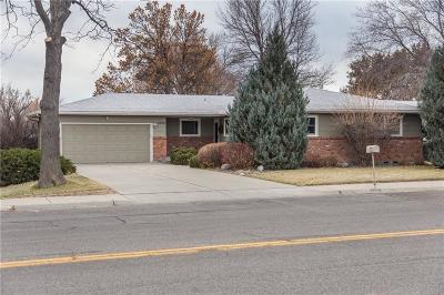 Single Family Home For Sale: 2906 Colton Blvd