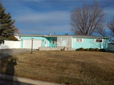 Billings Single Family Home For Sale: 837 Kale Drive