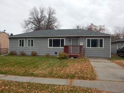 Billings Single Family Home For Sale: 509 17th St W
