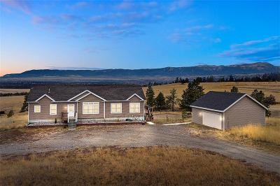 Single Family Home For Sale: 4728 Clapper Flat Road