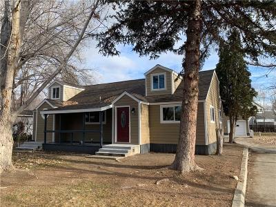 Billings Single Family Home For Sale: 2403 Golden Blvd