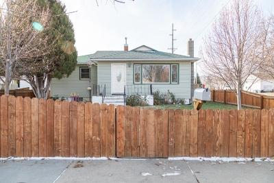 Billings Single Family Home For Sale: 502 S 37th Street
