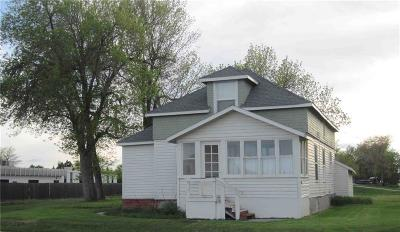 Billings MT Single Family Home For Sale: $179,500