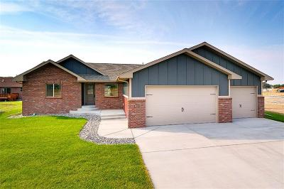 Billings MT Single Family Home For Sale: $342,900