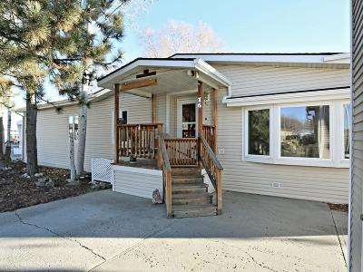 Billings Single Family Home Contingency: 16 Goldust Drive