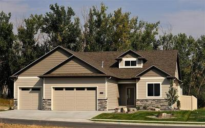 Billings MT Single Family Home For Sale: $445,900