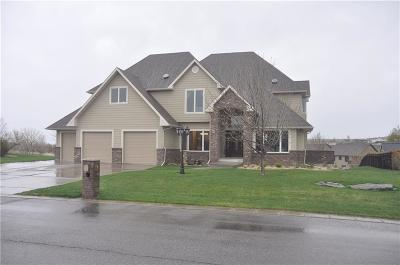 Billings MT Single Family Home For Sale: $579,000