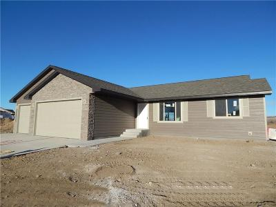 Billings MT Single Family Home For Sale: $314,900