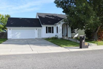 Billings MT Single Family Home For Sale: $299,000