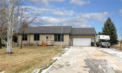 Billings Single Family Home For Sale: 5023 Middle Valley Drive