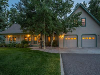 Single Family Home For Sale: 12400 Gooch Hill Road