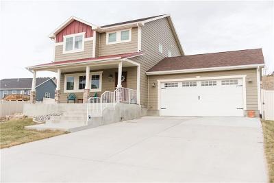 Single Family Home Contingency: 3113 Copper Ridge Pl