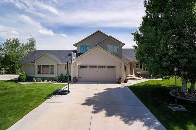 Billings Single Family Home Contingency: 4912 Stone Ridge Circle