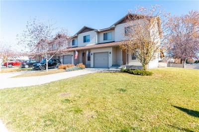 Billings MT Condo/Townhouse For Sale: $245,000
