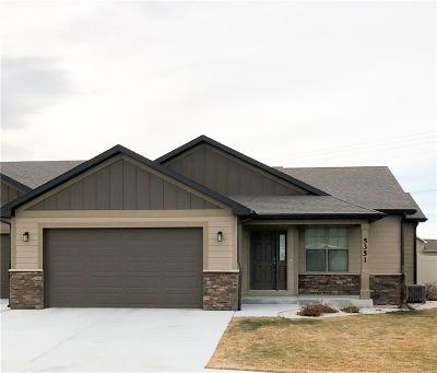 Billings MT Condo/Townhouse For Sale: $252,900